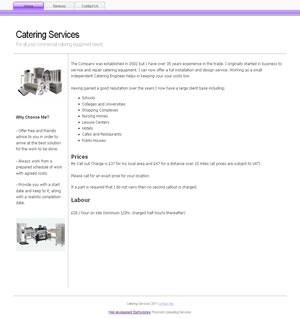 Web design stoke on trent web design portfolio firecrest web design stoke portfolio catering services website malvernweather Images